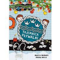Literatura młodzieżowa, Tajemnica pływalni. Biuro Detektywistyczne Lassego i Mai (opr. twarda)
