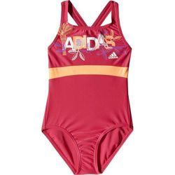 Strój kąpielowy adidas Beach Kids Colorblock Kids S21262