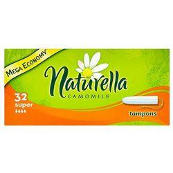NATURELLA Super, 32szt. - tampony