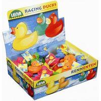 Zabawki do kąpieli, LENA KACZUSZKI 6 CM, 5 WZ.
