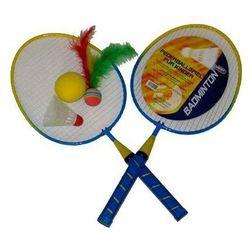 Zestaw Komplet Badminton dla dzieci