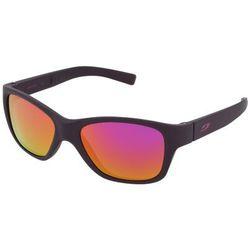 Julbo Turn Spectron 3CF Okulary przeciwsłoneczne 4-8 lat Dzieci, aubergine/pink-multilayer pink 2020 Okulary