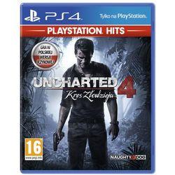 Uncharted 4 Kres złodzieja (PS4)