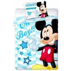 Pościel 100x135 Myszka Miki Mickey
