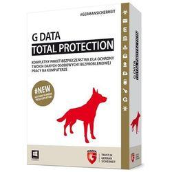 G Data Total Protection 1PC 2LATA BOX