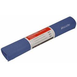 Uniwersalna ochronna mata Insportline 190 x 90 x 0,6 cm - niebieski
