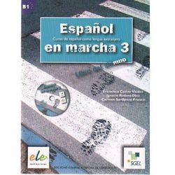Espanol en marcha 3 podręcznik z płytą CD (opr. miękka)