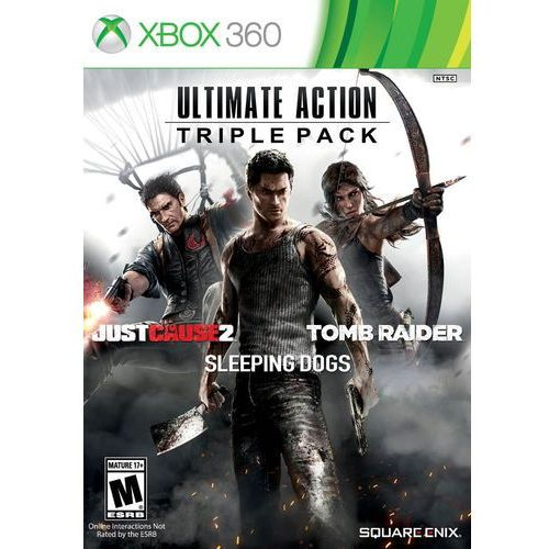Gry Xbox 360, Ultimate Action Triple Pack (Xbox 360)