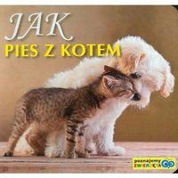 Literatura młodzieżowa, Jak pies z kotem (opr. kartonowa)