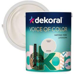 Farba Dekoral Voice of Color jesienna mgła 5 l