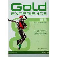 Książki do nauki języka, Gold Experience B2 Workbook Without Key (opr. miękka)