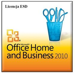 Microsoft Office Home and Business 2010 32/64-bit PL