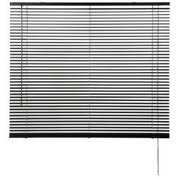 Żaluzja aluminiowa Colours Studio 40 x 180 cm czarna