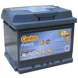 Akumulator Centra FUTURA 12V 47Ah/450 A niski