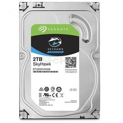 Dysk twardy Seagate ST2000VX008 - pojemność: 2 TB, cache: 64MB, SATA II, 7200 obr/min
