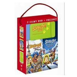 Pakiet Scooby-Doo z szalikiem (2xDVD) - Galapagos DARMOWA DOSTAWA KIOSK RUCHU