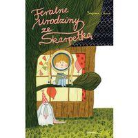 Książki dla dzieci, Feralne urodziny ze Skarpetką - Benjamin Chaud (opr. twarda)