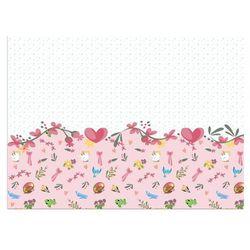 Obrus urodzinowy Princess Dream - Księżniczka - 120 x 180 cm - 1 szt.