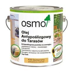 OSMO 430 - Antypoślizgowy Olej do Tarasów - 2,5 L