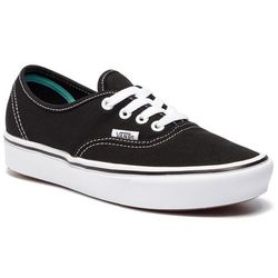 Tenisówki VANS - Comfycush Authent VN0A3WM7VNE1 (Classic) Black/True Whit