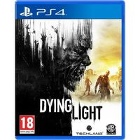 Gry PS4, Dying Light (PS4)