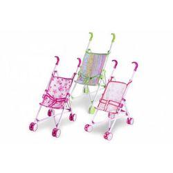 Wózek dla lalki Natalia. Darmowy odbiór w niemal 100 księgarniach!