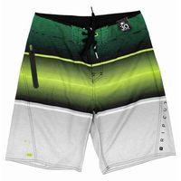 Kąpielówki, strój kąpielowy RIP CURL - Diffraction Bright Green (3875) rozmiar: 30