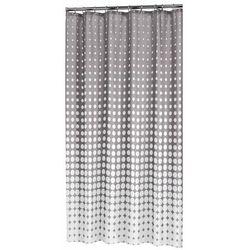 Sealskin Zasłona prysznicowa Speckles,180 cm, oszara, 233601314 Darmowa wysyłka i zwroty