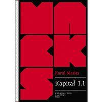 Filozofia, Kapitał 1.1. Rezultaty bezpośredniego procesu produkcji (opr. broszurowa)