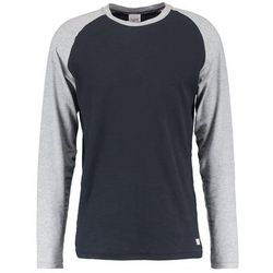 Jack & Jones JORNEWSTAN CREW NECK Bluzka z długim rękawem tap shoe fit:reg