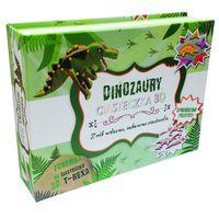 Książki dla dzieci, Dinozaury. Ciasteczka 3D - Wysyłka od 5,99 - kupuj w sprawdzonych księgarniach !!! (opr. kartonowa)