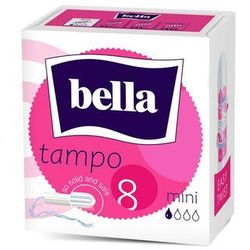 Tampony Tampo Bella Mini easy twist 8 szt.