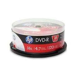 Płyta DVD-R Hewlett-Packard 4.7GB Cake 25szt.