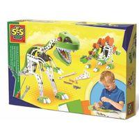 Kreatywne dla dzieci, Zbuduj dinozaura - zestaw MECTEC