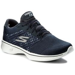 Buty SKECHERS - Exceed 14146/NVW Navy/White