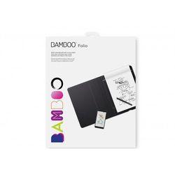 Cyfrowy notatnik Bamboo Folio A5 CDS-610G - Certyfikaty Rzetelna Firma i Adobe Gold Reseller