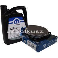 Oleje przekładniowe, Olej MOPAR ATF+4 oraz filtr automatycznej skrzyni biegów NAG1 Jeep Liberty 2008-