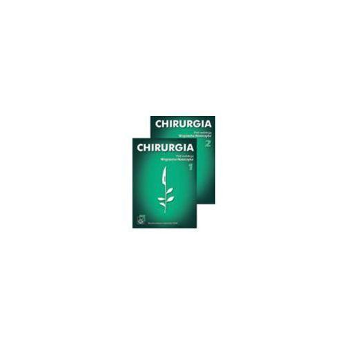 Książki medyczne, Chirurgia (opr. twarda)