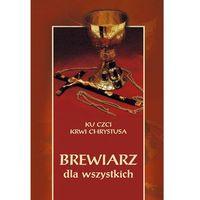 Książki religijne, BREWIARZ DLA WSZYSTKICH (opr. twarda)