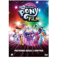 My Little Pony. Film (DVD) + Książka