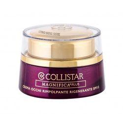 Collistar Magnifica Plus Replumping Eye krem pod oczy 15 ml tester dla kobiet