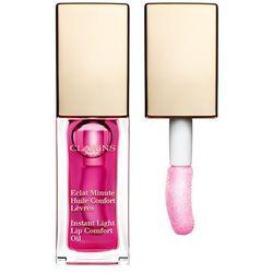 Clarins Lip Make-Up Instant Light kuracja odżywiająca do ust odcień 02 Raspberry 7 ml