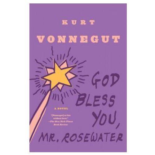 Książki do nauki języka, God Bless You Mr Rosewater (opr. miękka)