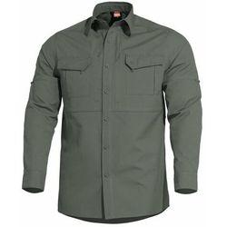 Koszula taktyczna Pentagon Plato LS, Camo Green (K02019-06CG)