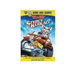 Tom i Jerry, Szybcy i kudłaci (DVD) - Galapagos OD 24,99zł DARMOWA DOSTAWA KIOSK RUCHU