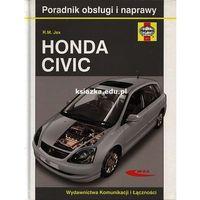 Biblioteka motoryzacji, HONDA CIVIC 2001-2005 /WKIŁ (opr. twarda)