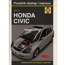 HONDA CIVIC 2001-2005 /WKIŁ (opr. twarda)