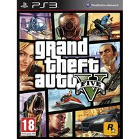 Gry PS3, GTA 5 (PS3)