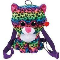 Pozostałe lalki i akcesoria, Ty gear backpack dotty - multicolor leopard