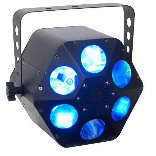 Zestawy i sprzęt DJ, American DJ Quad Phase HP efekt świetlny LED DMX Płacąc przelewem przesyłka gratis!